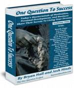 One Question To Success by Bryan Hall & Josh Hinds